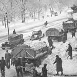Deneigement The late 1930s