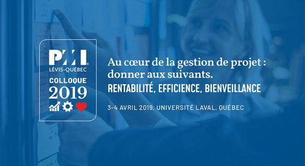 Colloque PMI Lévis-Québec